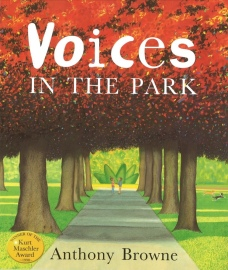 Image result for voices in the park